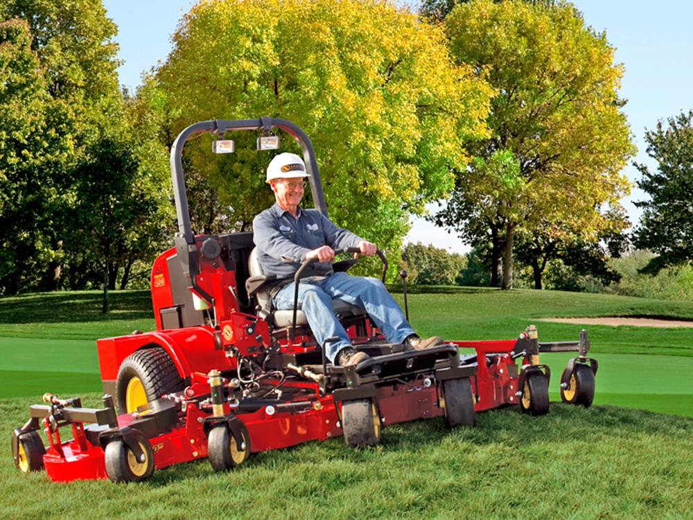 George Browns Lastec 4520 Zero Turn Mower George Browns