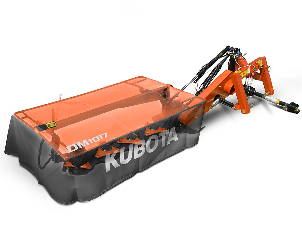 George Browns | Kubota DM1000 series Side - Rear Mount Compact Disc